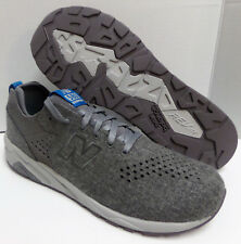 New Balance 580 Re-Engineered Wool Mens Shoes Grey Gray MRT580DA Size 12