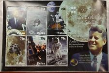 Palau - 2008 SPACE/APOLLO 11-KENNEDY SHEET OF 6 STAMPS - MNH