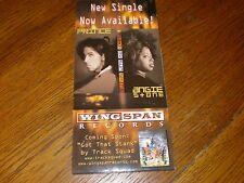 Prince PROMO DOUBLE SIDED SMALL STANDUP