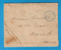 es - Enveloppe Corps d'Occupation de MADAGASCAR 1903