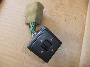 MAZDA RX7 FC DOOR MIRROR SWITCH - JIMMYS