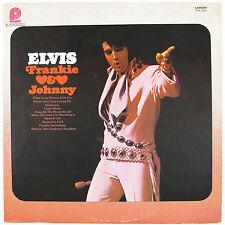 ELVIS PRESLEY Frankie & Johnny LP VG++ NM-