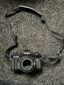 Minolta x700 Camera Body, 35mm SLR, comes with 2 Lenses and Bag