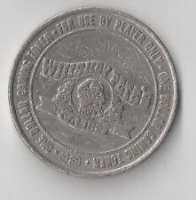 $1 JEAN WHISKEY PETE'S CASINO CHIP TOKEN 1988 NEVADA