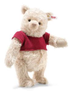 Steiff 'Winnie the Pooh' Disney Christopher Robin limited edition - 355424 -BNIB
