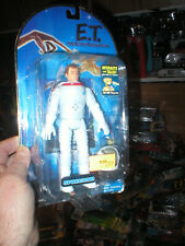 E.T. EXTRATERRESTRIAL SERIES FIGURE, INTERACTIVE SPACEMAN, UNOPENED.