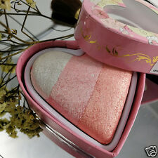003 Girl Blush-On Look New Pretty Velvet Soft Texture Compact-Hart Box Lively
