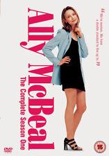 ALLY MCBEAL COMPLETE SERIES 1 - DVD - REGION 2 UK