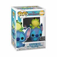 Funko Pop! Disney Lilo & Stitch STITCH WITH FROG FYE Exclusive #986