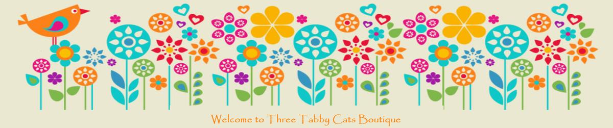 ThreeTabbyCatsBoutique