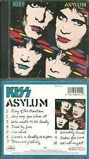 RARE / CD - KISS : ASYLUM / COMME NEUF - LIKE NEW