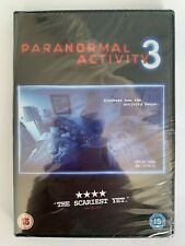 Paranormal Activity 3 DVD New and Sealed