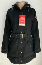 Women North Face Moonshad Black Insulated Parka (Size: XS)