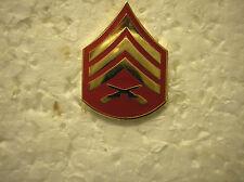 U. S. MARINE CORPS HAT PIN - SERGEANT