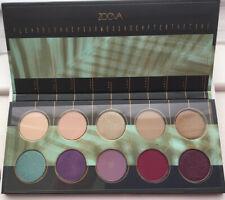 ZOEVA offline Eyeshadow Palette 10 PEZZI-ORIGINALE!