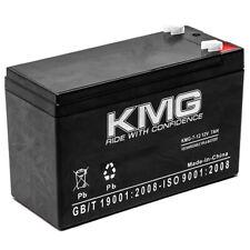12V 7Ah F1 / F2 Sealed Lead Acid KMG-7-12 Battery For Kontron 4165 4615