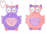 Owl Hot Water Bottle and Cover Gift Christmas