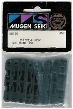 Vintage RC Car Mugen Seiki K0156 Suspension Mounts MSX 1/10 Nitro Touring Car