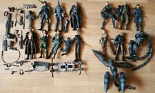 Metal Gear Solid 1 2 McFarlane Figuren Ray Snake Sniper Wolf Olga Raiden ua. Rar