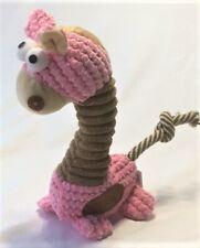 dog toy giraffe