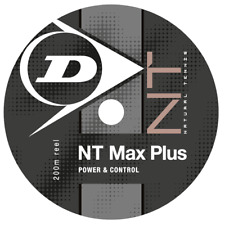 Dunlop NT MAX PLUS ( 200m Rolle ) anthracite 1,30 mm (0,41 EUR/m)