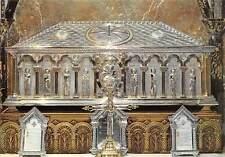 Spain Santiago de Compostela Cathedral The Silver Coffer The Apostol Unit Relic
