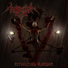 """AVERSION TO LIFE """"Ritualized Murder"""" death metal CD"""