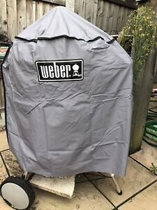 Weber 57cm Barbecue Cover Grey