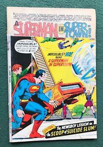Superman's Pal Jimmy Olsen #147 DC Comics Bronze Age JACK KIRBY  stripped g/vg
