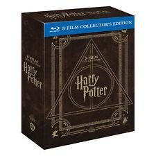 Harry Potter Magical Collection Cofanetto 8 Dischi Blu-Ray da Collezione