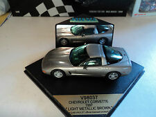 Vitesse 1/43 Chevrolet Corvette 1997 light metallic brown