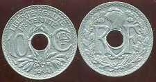 10 CENTIMES ZINC 1941 pas de points et   souligné   SUP   ( bis )