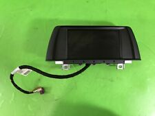 """BMW 1 SERIES F20 F21 CENTRAL INFORMATION DISPLAY SCREEN 6.5"""" 9262752 2011-2015"""