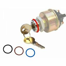 Retro Series Ignition Switch Bezel With 4 Colored Rings hot rods muscle