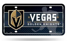 Las Vegas Golden Knights 9901 Novelty Metal Aluminum License Plate Tag Hockey