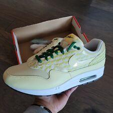 2020 Nike Air Max 1 Premium Lemonade CJ0609 700 Men's Size 13