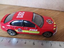 BMW 3 SERIE 1 POMPIER FIRE EMERGENCY UNIT//VOITURE MINIATURE CAR/ REALTOY M20