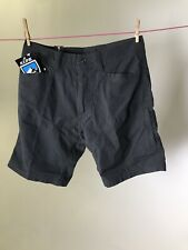 "KUHL Men's KONFIDANT Air Shorts Size 32"" Waist 10"" Inseam -  Carbon - NWT!"