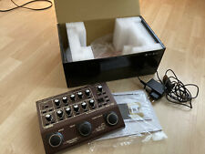 Boss AD-10 Acoustic Preamp & FX  buy it 01.03.2021 (Thomann)