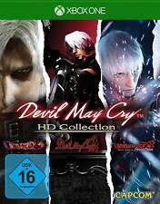 Xbox One Devil May Cry HD Collection DMC con parte 1 +2 + 3 Dante limbo nuevo