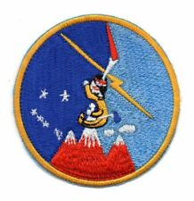 USAF 758 Aircraft Control & Warning Radar Squadron Old Style Patch