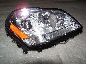 08-11 Mercedes Benz GL W164 Right Xenon Headlight OEM GL450 GL550 RT Headlamp LH