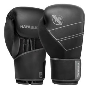 BUSHIDO Leather Boxing Gloves Model APB-431 Muay Thai Size 10oz-14oz black//white