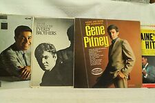 lot lp records Gene Pitney Language of Love Jerry Vale Everly Brothers