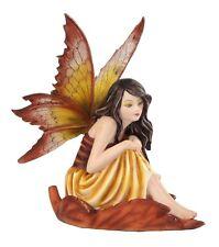 Autumn Fairy P 00004000 ondering Figurine Statue Fairyland Faery Collection Mystical