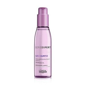 L'Oreal Professional Serie Expert Liss Unlimited Evening Primrose Oil, 125ml