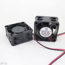 1pc Brushless DC Cooling Fan 40x40x20mm 4020 5 blades 12V 2pin 2.54 Connector