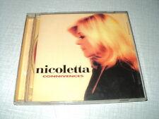 NICOLETTA CD EU CONNIVENCES WILLIAM SHELLER
