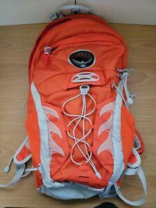 Osprey Talon 11 Men  Orange  Hiking Backpack Never Used