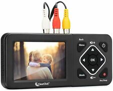 ClearClick Video to Digital Converter 2.0 Second Generation VHS Camcorder Tapes